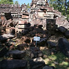 Ruins at Ta Som - getting all this fixed is like a giant jigsaw puzzle (with a lot of missing pieces!)