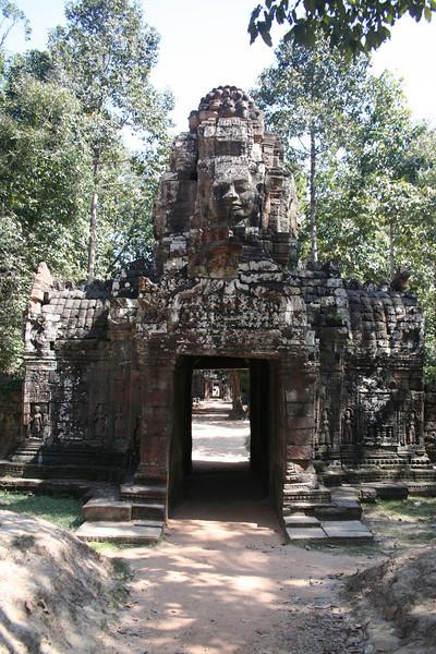 Entrance to Ta Som