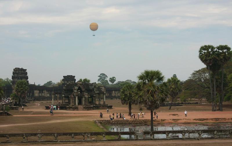 Angkor Wat gardens
