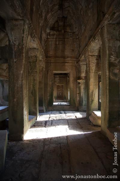Temple Entrance Hallway