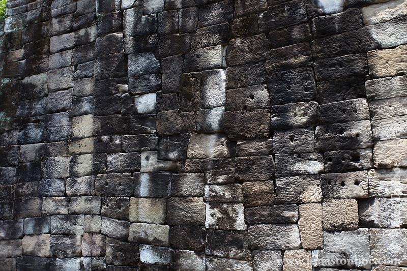 Main Temple Wall