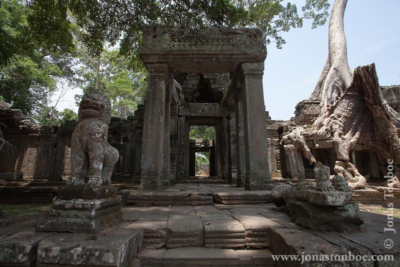 Main Temple Entrance