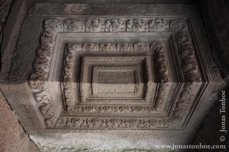 Ceiling Decoration Detail