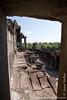 Siem Reap. Angkor Wat: Central structure, third level - second level, first level and surrounding forest