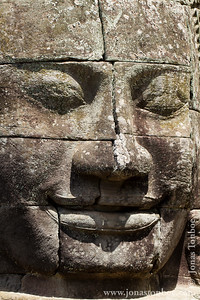 Siem Reap. Angkor Thom: Bayon