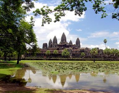 Cambodia/ Angkor Wat - 2004