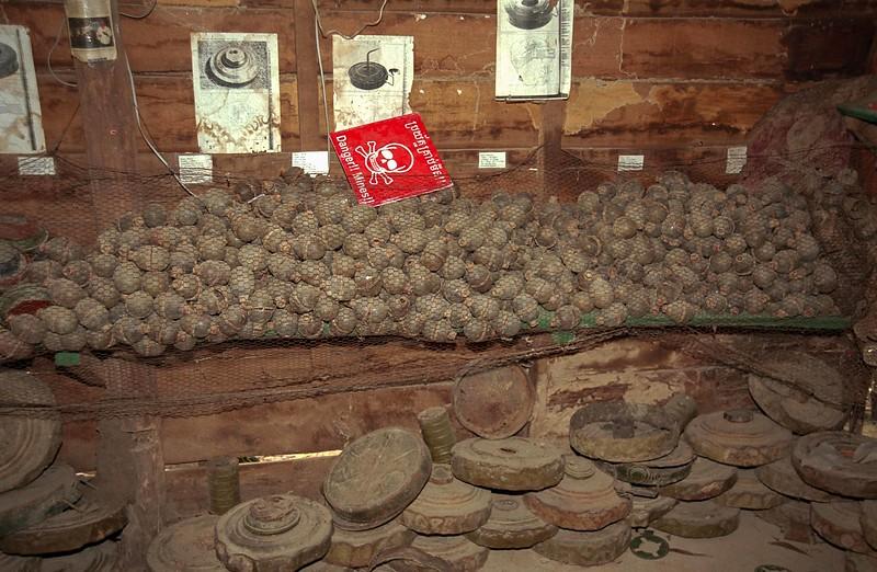 Land Mine Museum - Siem Reap
