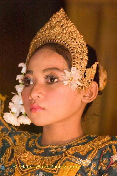 Apsara Dancer, Siem Reap, Cambodia