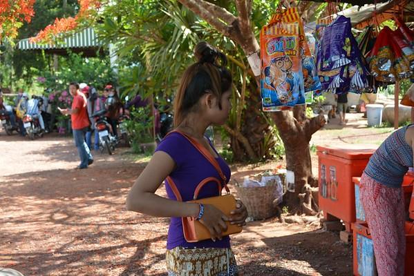 Cambodia Day #1-Kulen Mtn