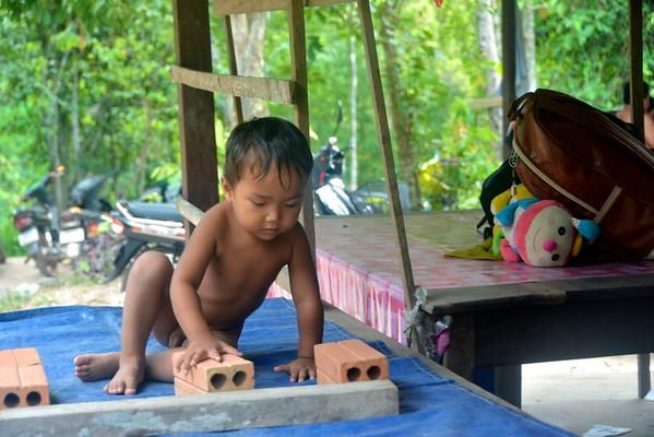 Cambodia Day #2 - Scholarship Kids