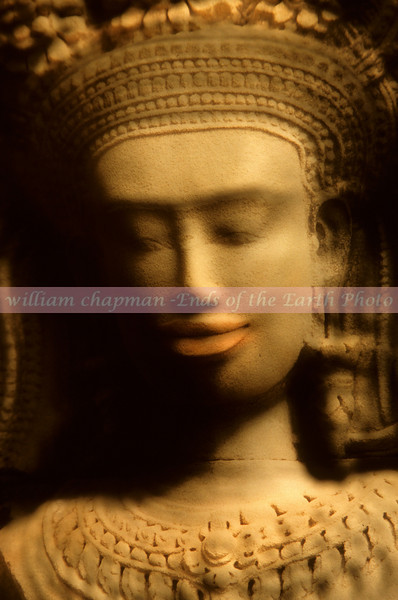 Madonna in Stone- Angkor - A Montage