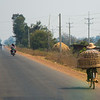 Along the road in Cambodia,