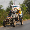 Along the road in Cambodia