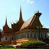 Temple at the Royal Palace