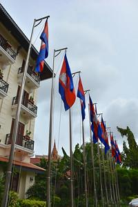 Hotel Steung Siem Reap Cambodia September 2015
