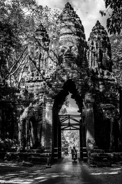North Gate, Angkor Thom