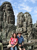 Hadia and J1 at Bayon
