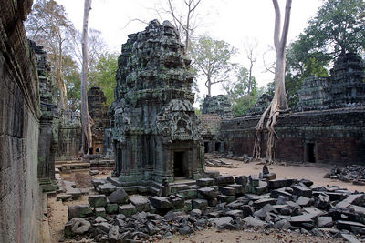Echo at Angkor Thom