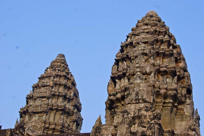 The highest spires