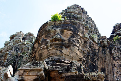 City fortress Angkor Thom