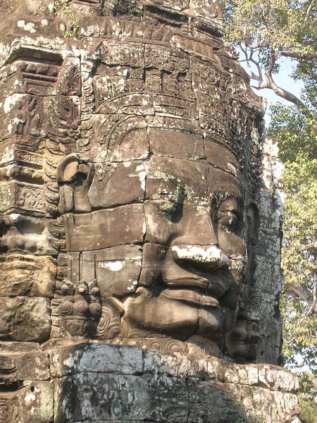 Cambodia Angkor Wat Bayon 1
