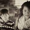 Kids at a orphanage