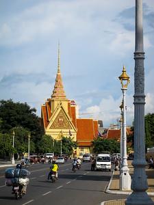 Royal Palace, Phnom Penh, Phnom Penh - July 2010