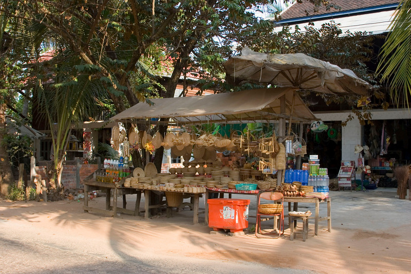 Local Crafts Shop