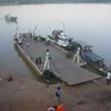 StungTreng Ferry across  Sekong River