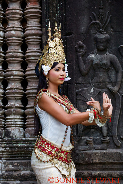Apsara Dancer