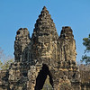 Angkor Thom West Gate