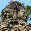 Ta Prohm West Gate Heads