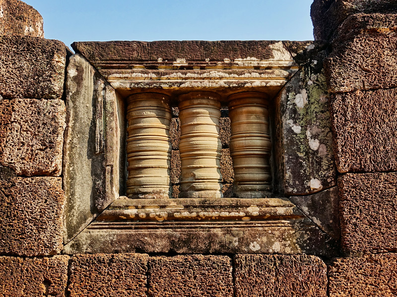 Pre Rup Temple Pillars