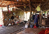Cambodia - Siem Reap - Bampingreach - open-air shack