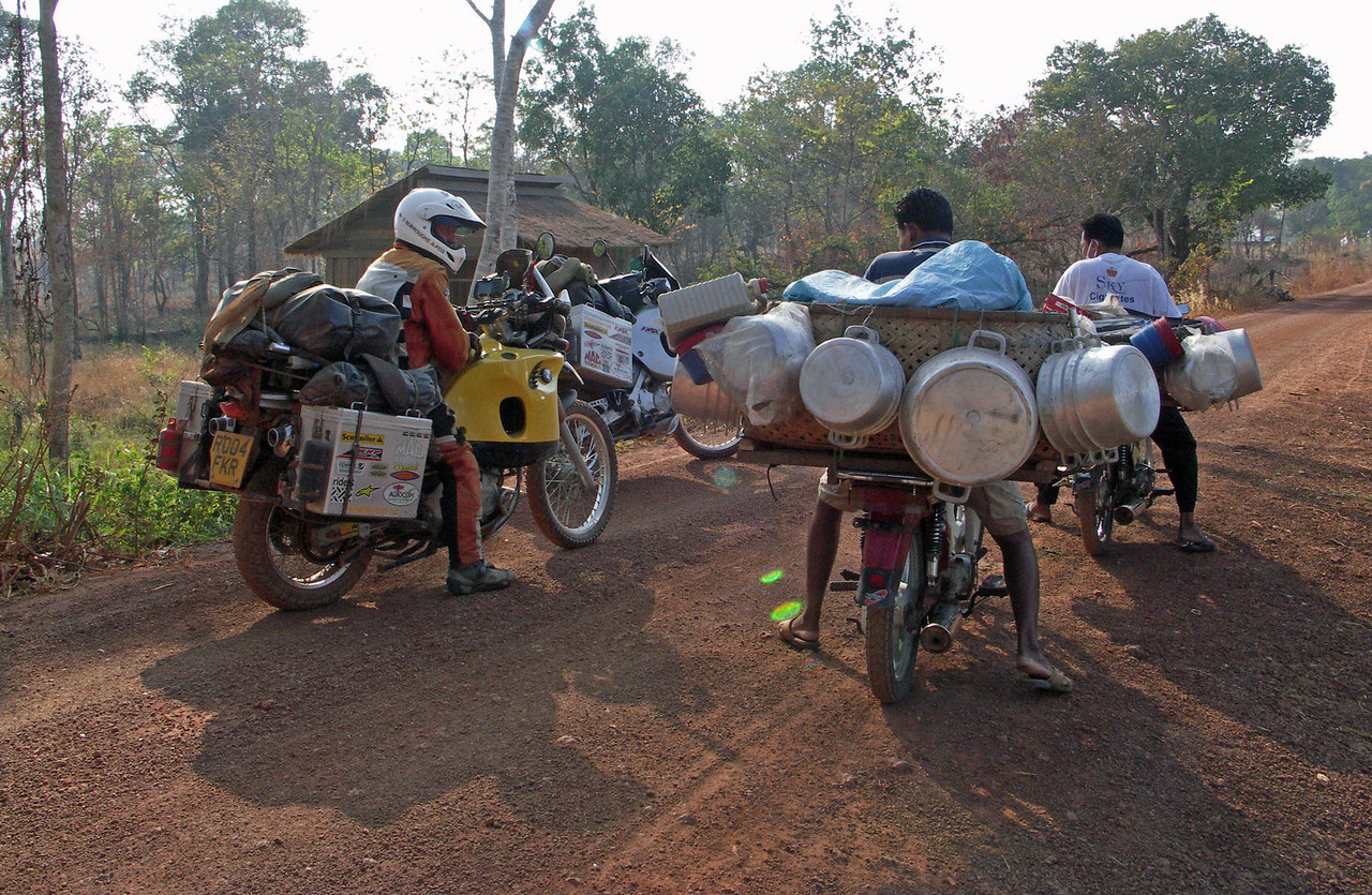 Road to Preah Vihear