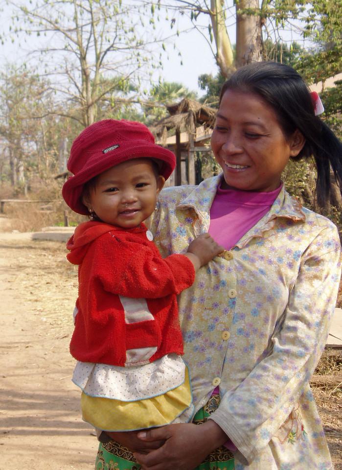 Kulen - Preah Vihear Road