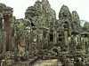 Cambodia - Siem Reap - Angkor - Angkor Thom - Bayon Temple - lateral