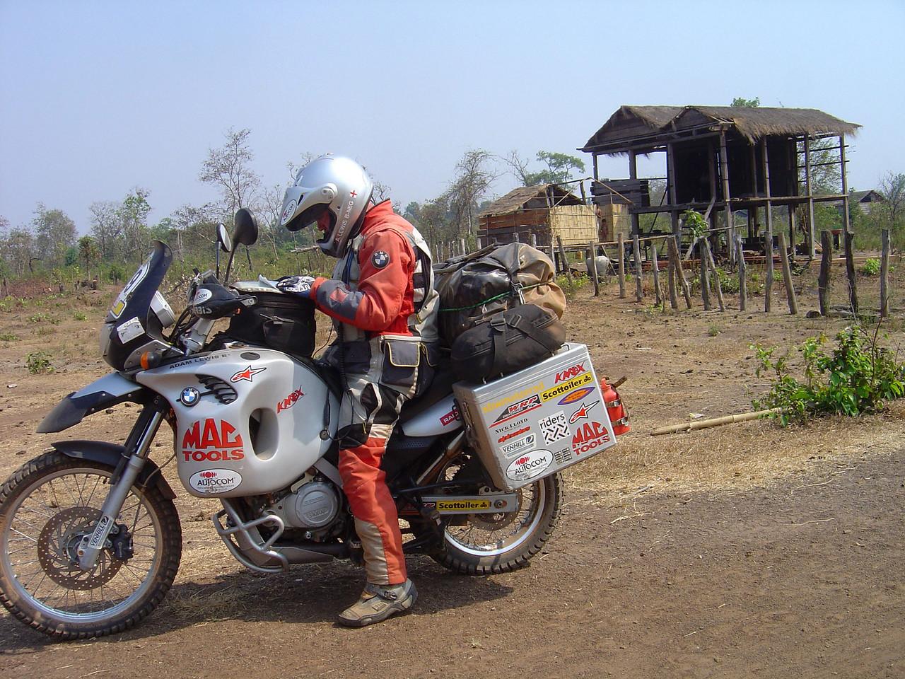 Preah Vihear - Chhep road