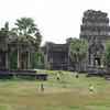 Cambodia - Siem Reap - Largest temple - Angkor Wat -