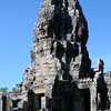 Bayon Temple tower, Angkor.
