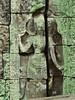 Cambodia - Siem Reap - Angkor - Ta Prohm - stonework