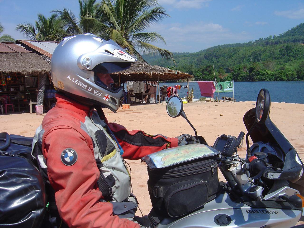 Trat(Thailand) - Sianoukville road