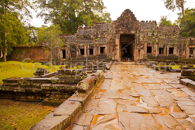 Preah Khan, a temple at Angkor built in the 12th century