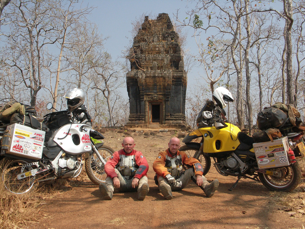 Phnom Kulen area
