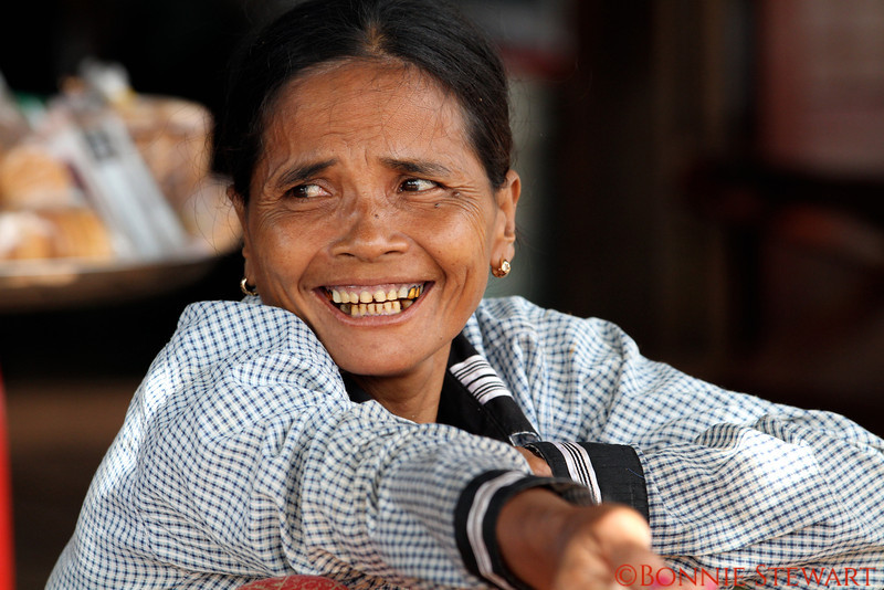 Tonle Sap Village residents