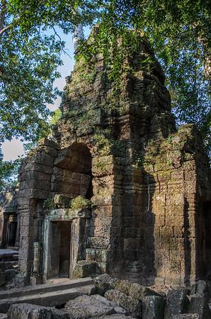 Temple tomb