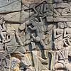Bayon Sandstone Carvings