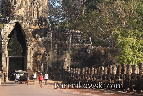 Cambodia and Angkor Wat