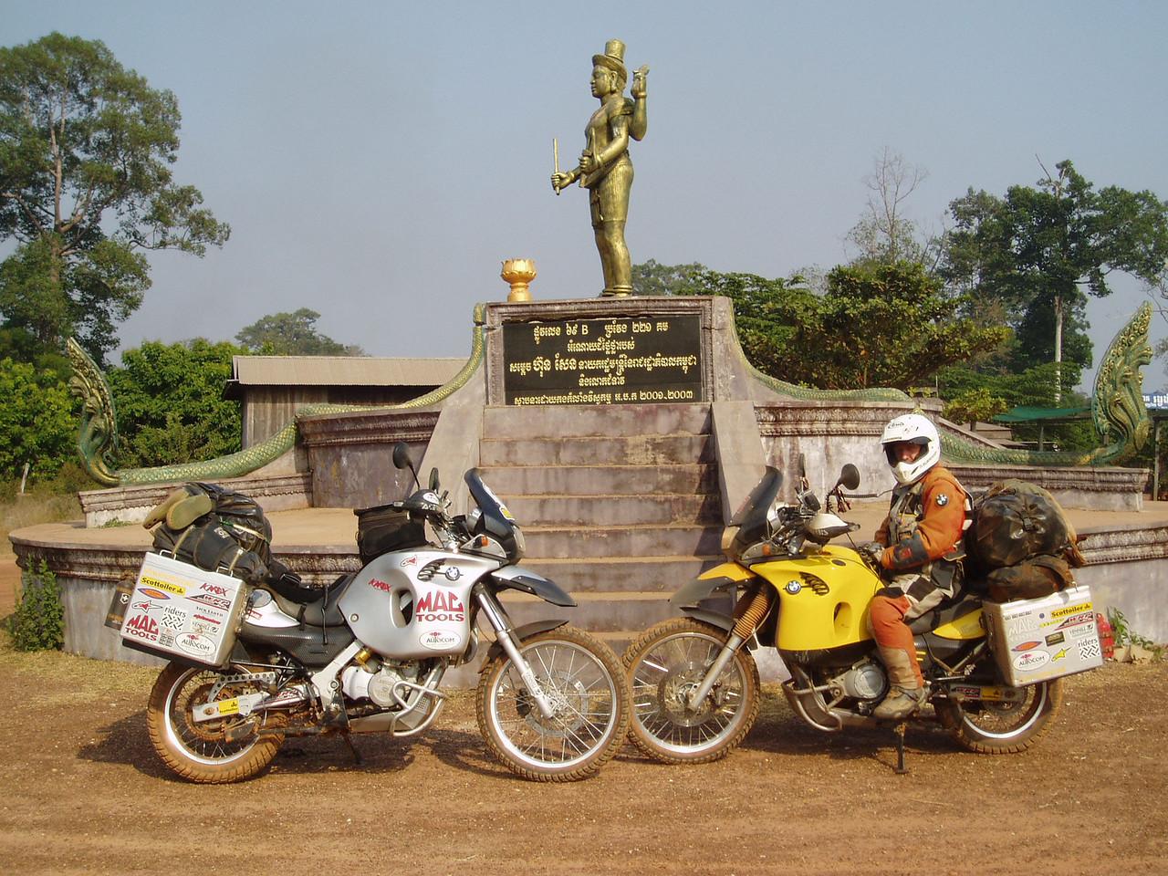 Preah Vihear Road