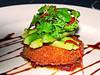 Cambodia - Phnom Penh - city - food - Hotel de La Paix (Meric restaurant) - Khmer crab cakes